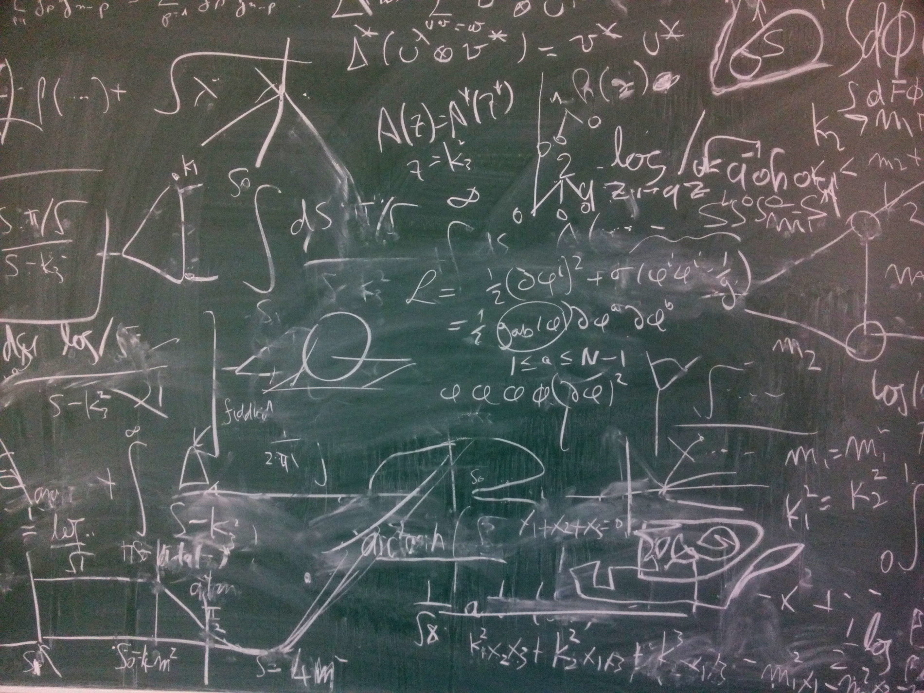 Mathematik Physik